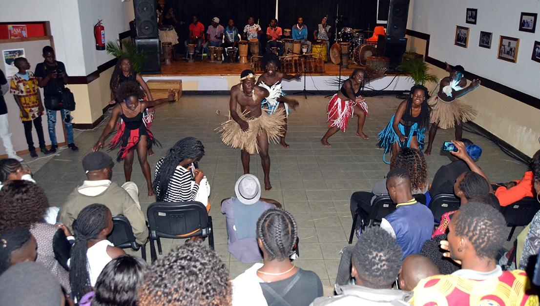momento cultural danca tradicional