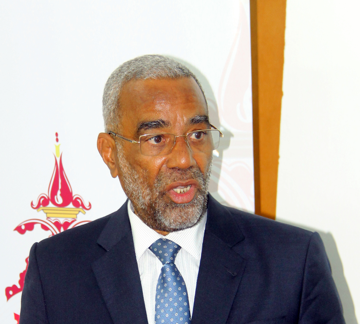 Jose Caldeira presidente da Associacao Nacional dos Juristas Mocambicanos