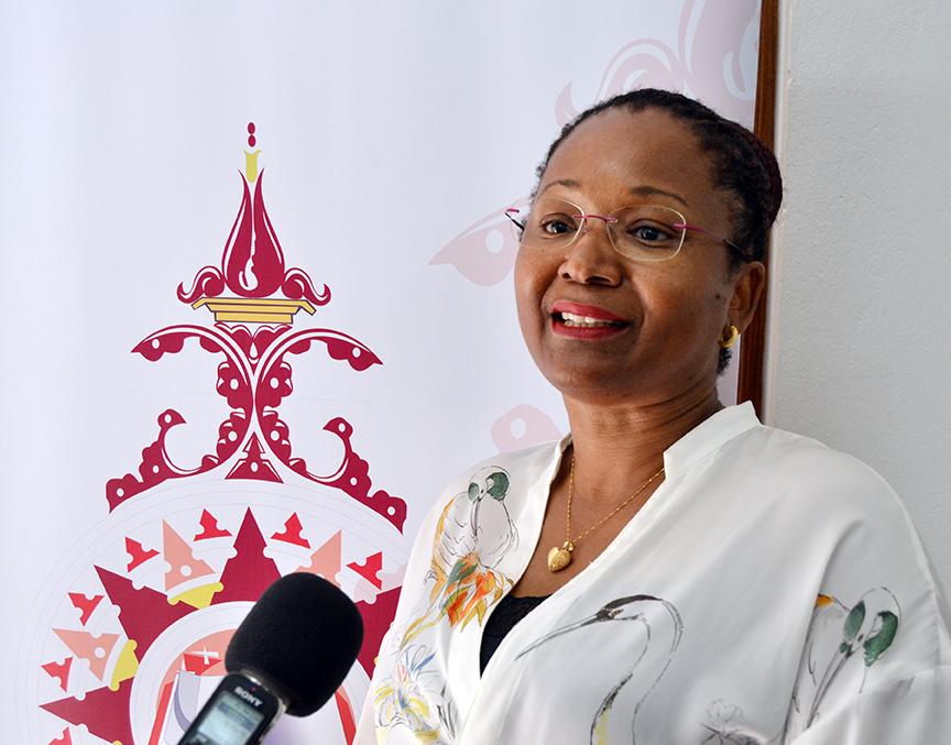 Sara Laisse directora de Bibliotecas da Universidade Politecnica