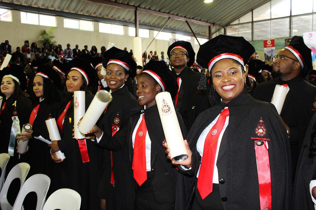 XXI Graduacao da Universidade Politecnica