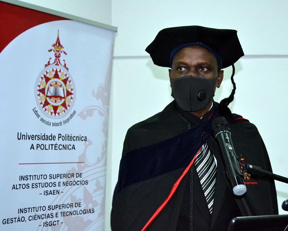 Cristiano Macuamule, vice-reitor da Universidade Politécnica (2)